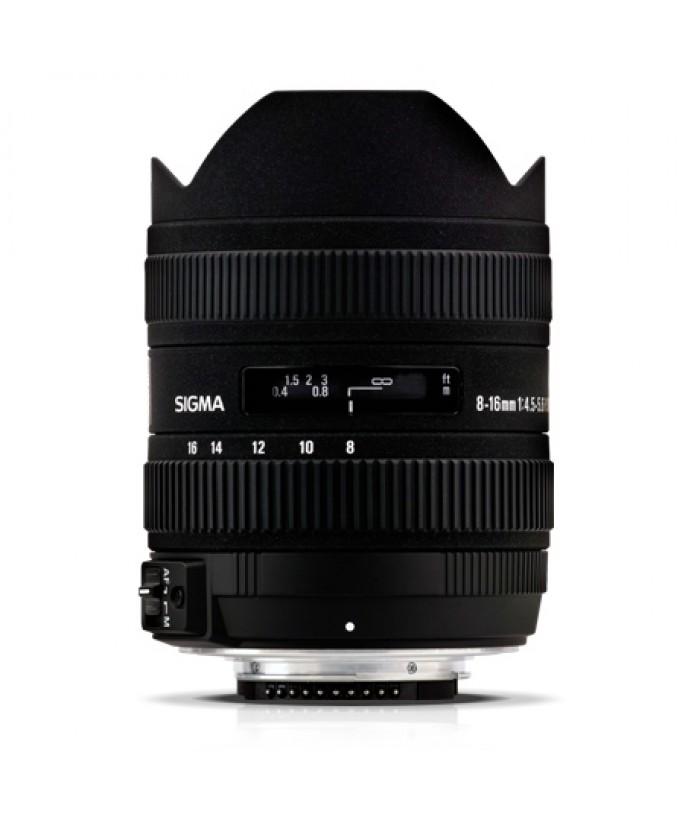 Sigma 8-16 DC HSM - Canon